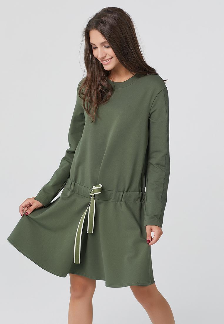 Вязаное платье Fly 110-15-40