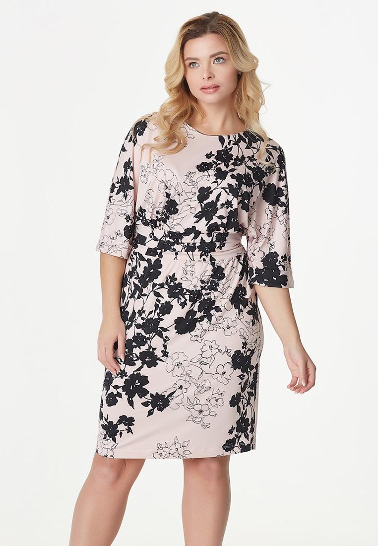 Деловое платье Fly 2-108-04-50