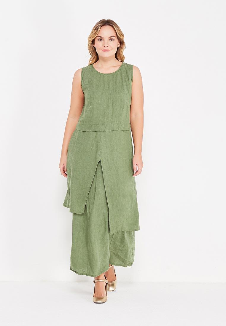 Платье Kayros 4/9зеленый-44-46