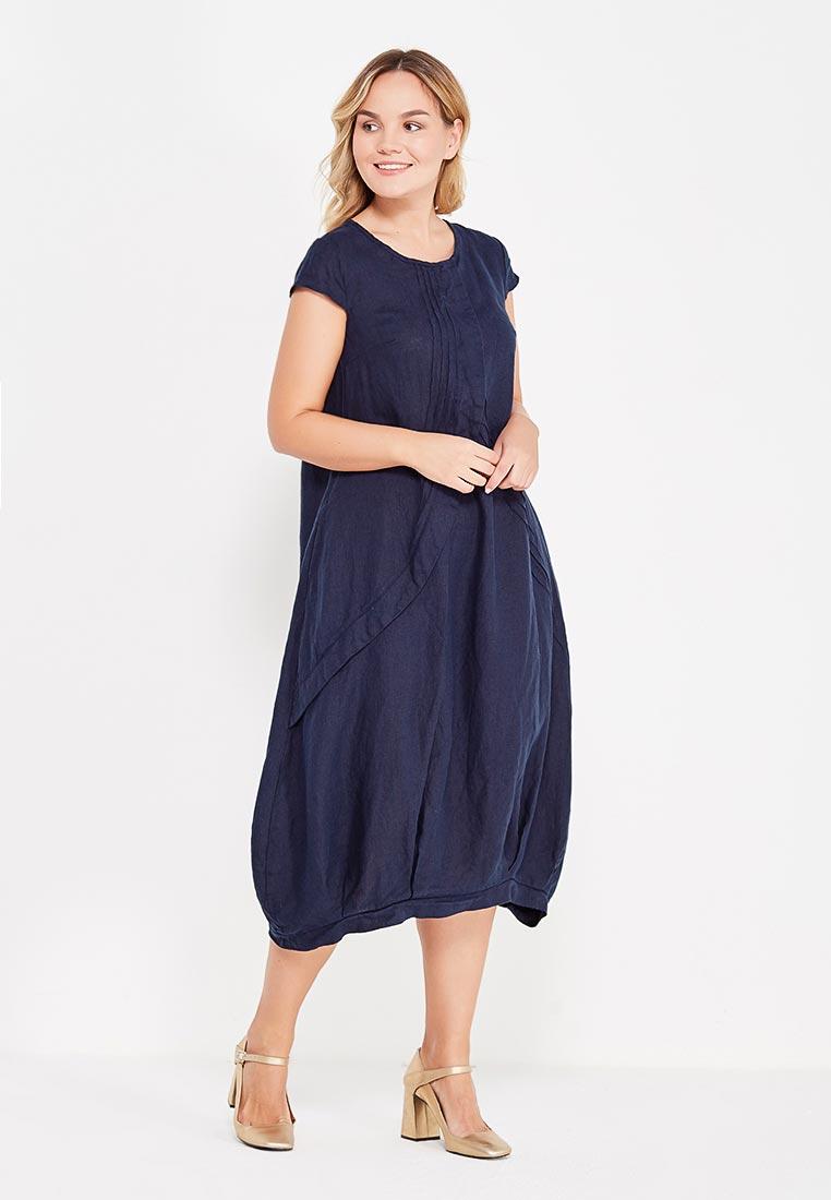 Платье Kayros 4/11индиго-44-46