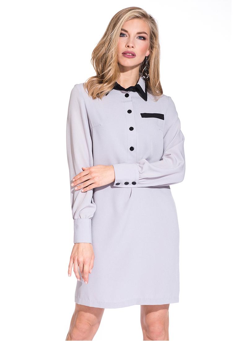 Повседневное платье Gloss 21303(04)-36