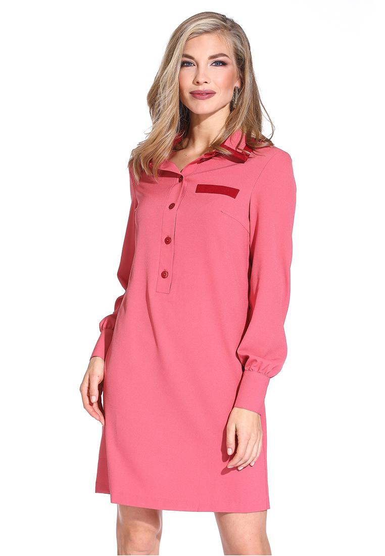 Повседневное платье Gloss 21303(09)-36