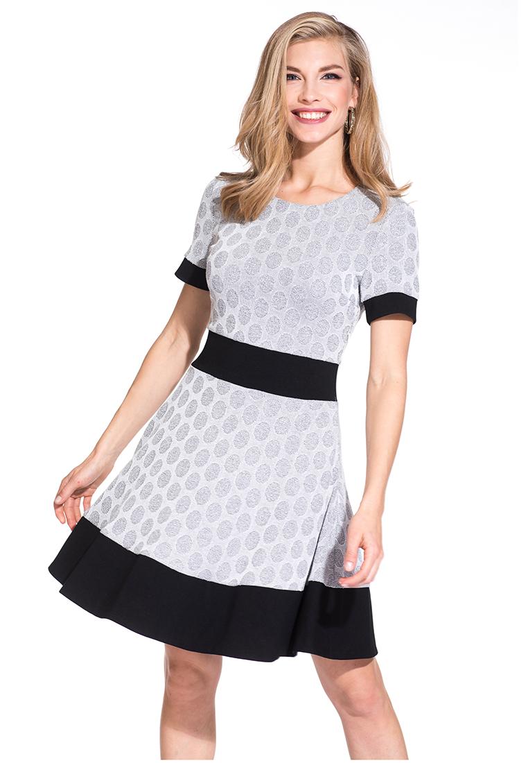 Повседневное платье Gloss 20327(05)-36