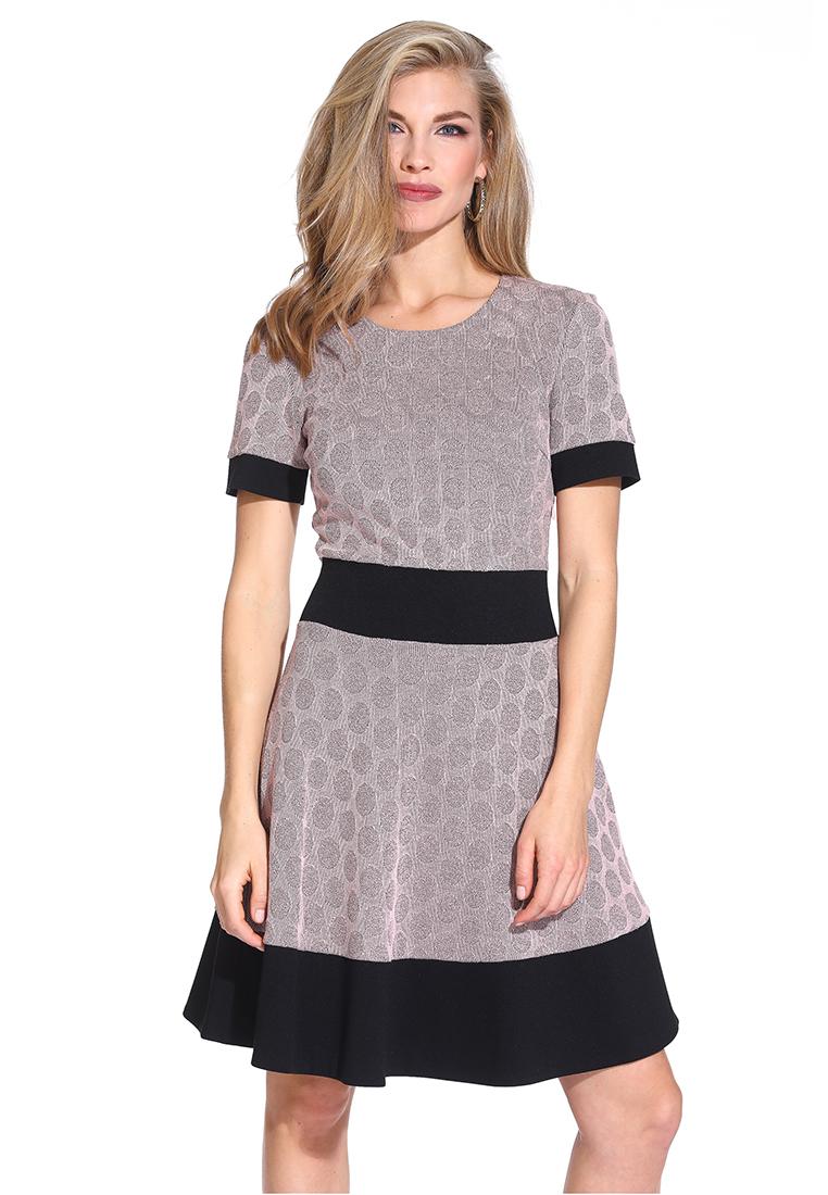 Вязаное платье Gloss 20327(13)-36