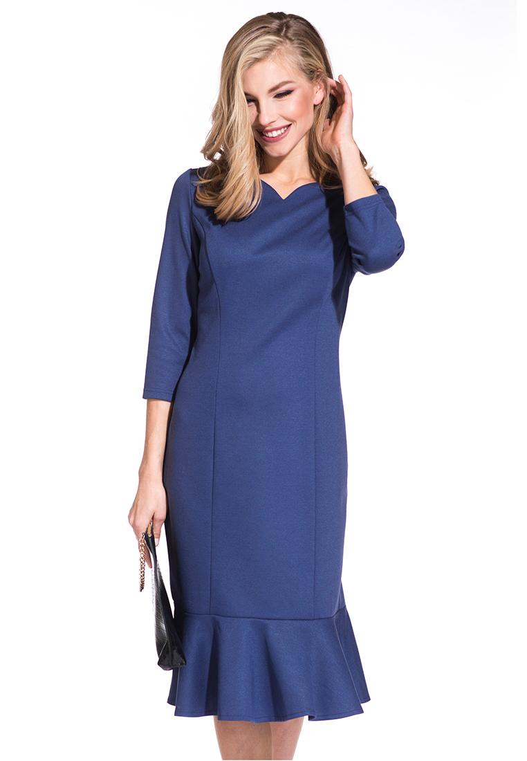 Платье-миди Gloss 21305(09)-40