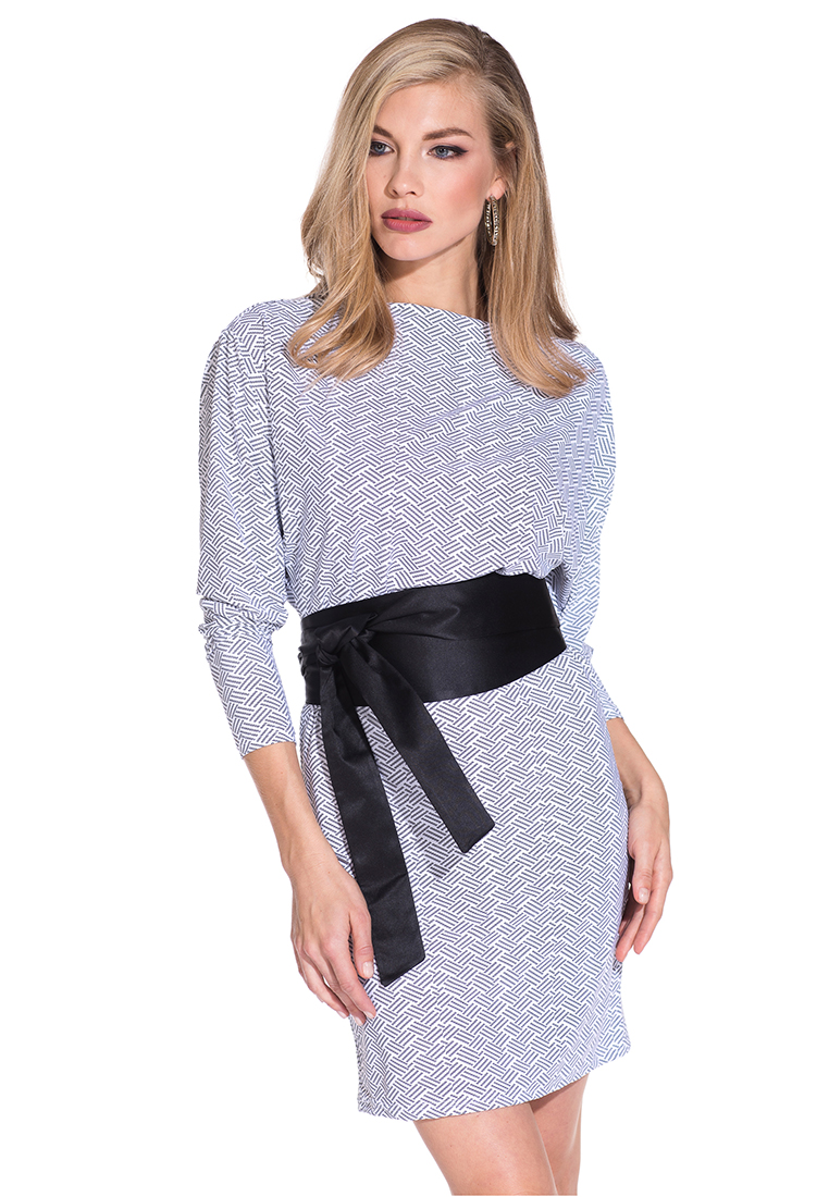 Платье-мини Gloss 18356(05)-36