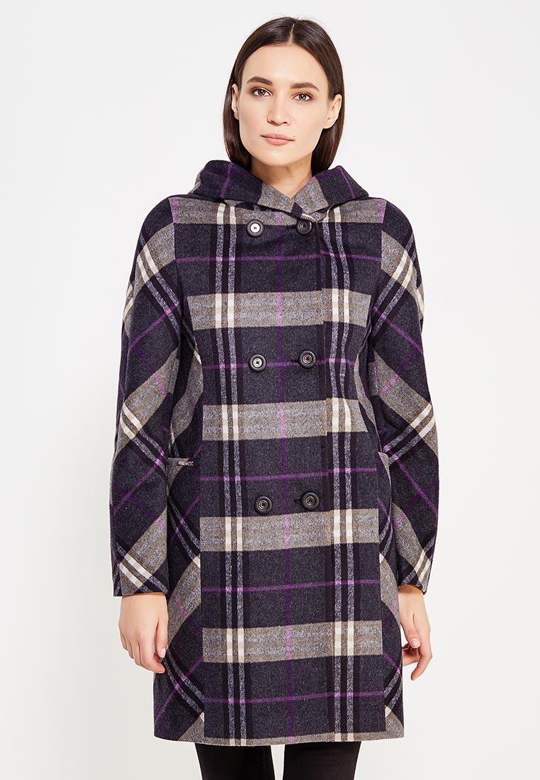 Женские пальто SHARTREZ 6004-220-44-фиолетовый