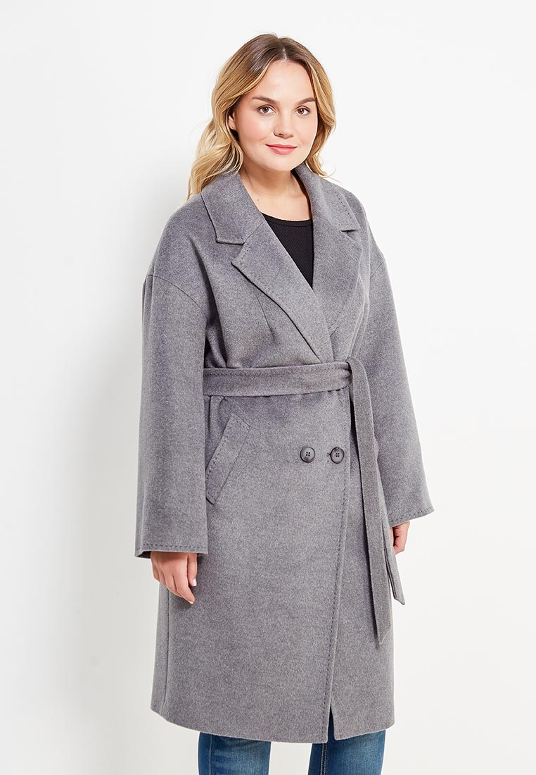Женские пальто SHARTREZ 98401-220-46-серый