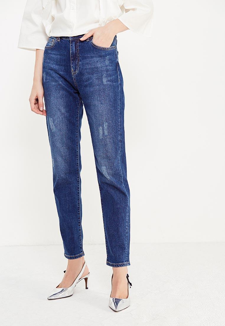 Зауженные джинсы WHITNEY W/BQ-821-Z4,5-TWIT-blue-25/29