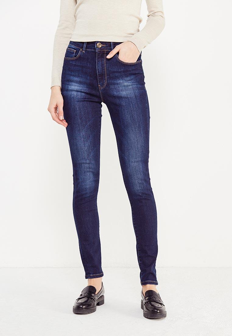 Зауженные джинсы WHITNEY W/BQ-828-111-ZUZU-blue-25/30