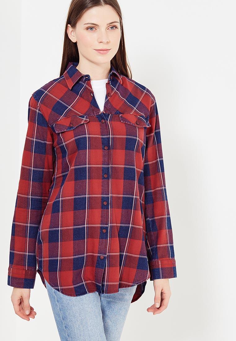 Рубашка WHITNEY W/B-GOMLEK-2-STOCH-1301-red-S