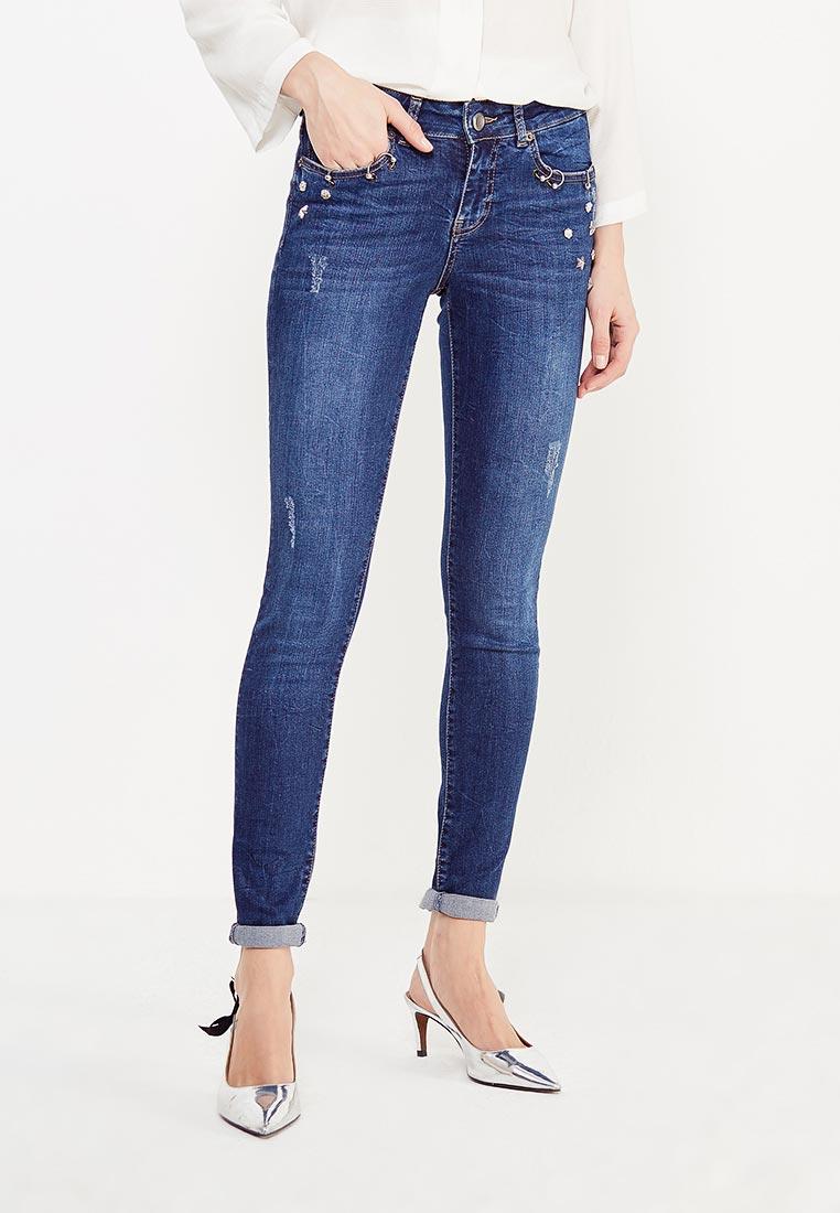 Зауженные джинсы WHITNEY W/BQ-814-11-INDIANA-blue-26