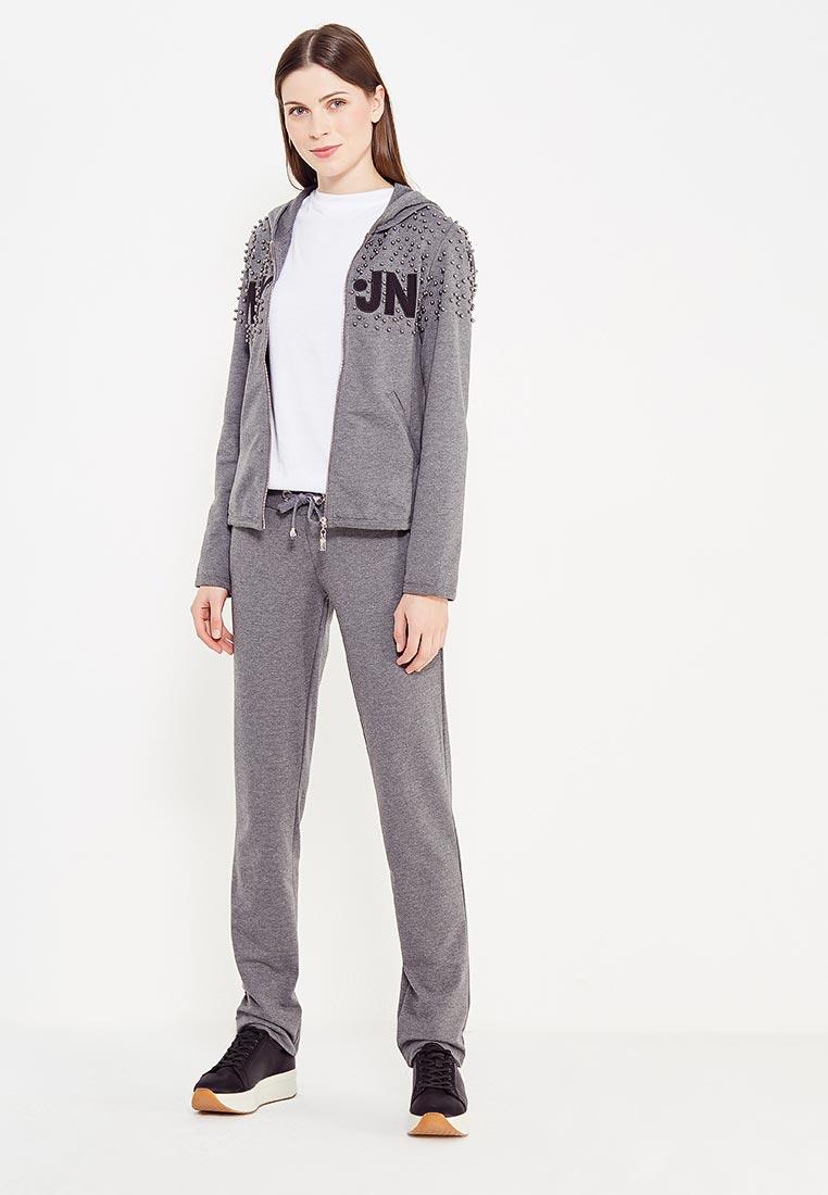 Спортивный костюм WHITNEY W/B-ESOFMAN-W-47-1-ANT-grey-S
