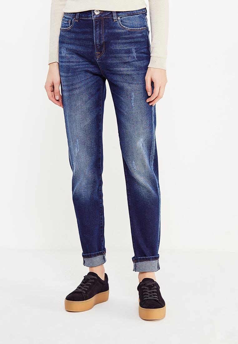 Зауженные джинсы WHITNEY W/BQ-871-Z4,5-PAPATYA-YIP-blue-25/29
