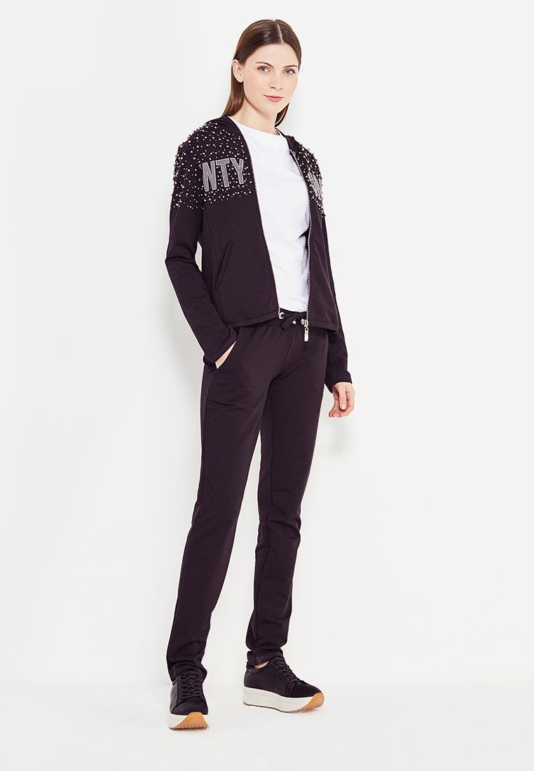 Спортивный костюм WHITNEY W/B-ESOFMAN-W-47-1-BLK-black-S