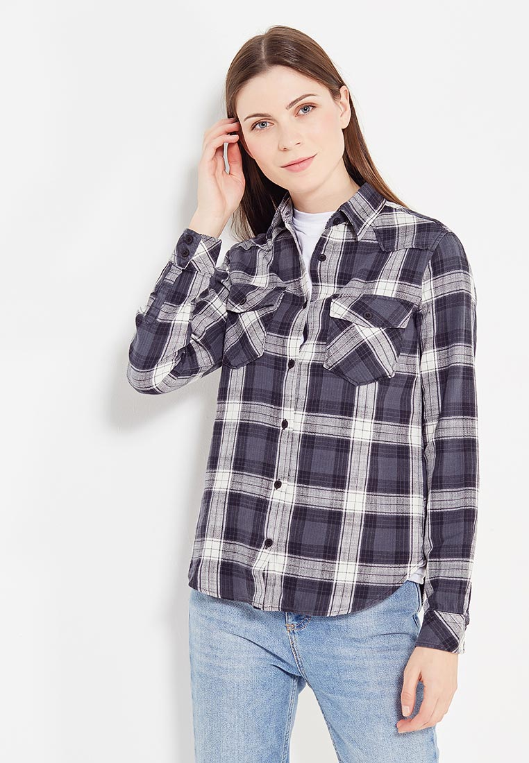 Рубашка WHITNEY W/B-GOMLEK-1-IRISH-802-grey-S