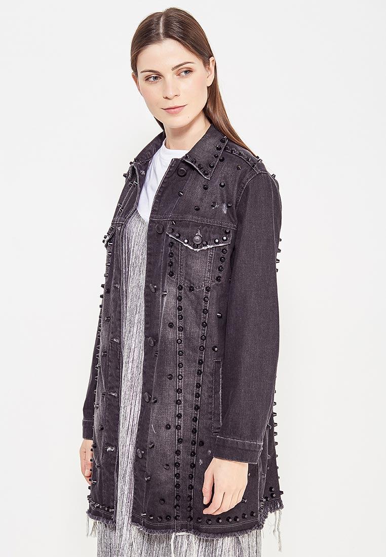 Джинсовая куртка WHITNEY W/B-MQ-308-RONNEY-352-grey-S