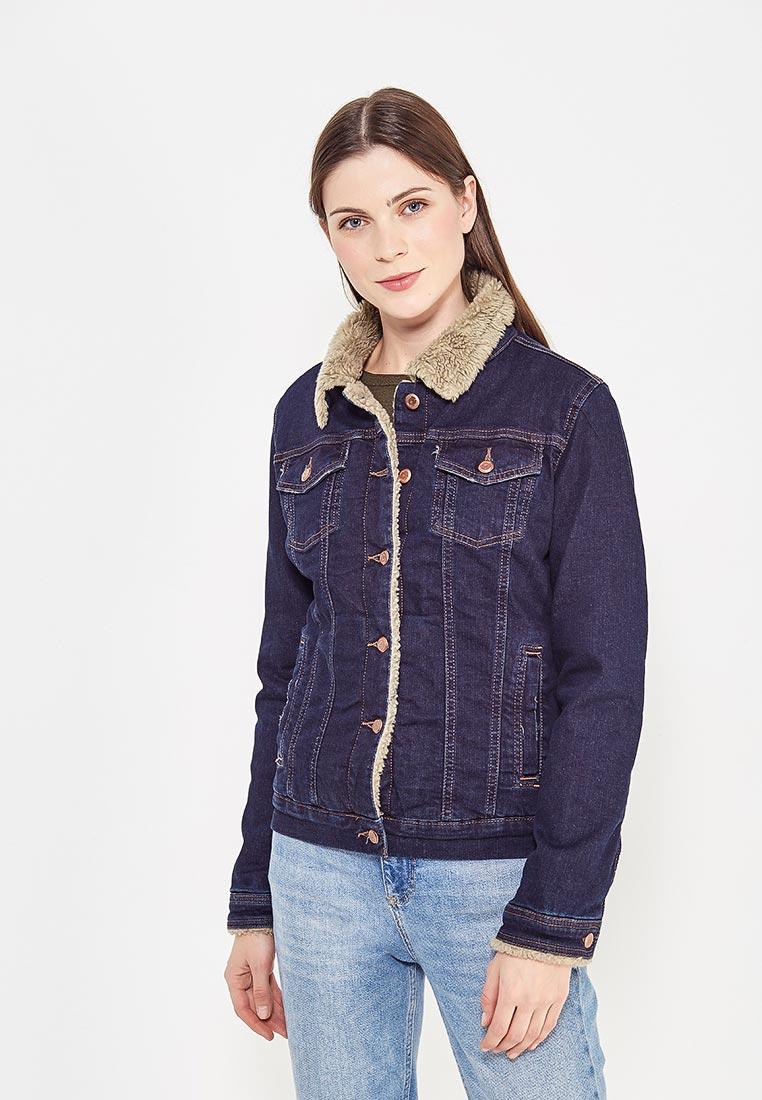 Джинсовая куртка WHITNEY W/B-MQ-312-DINDAN-DUZ-blue-S