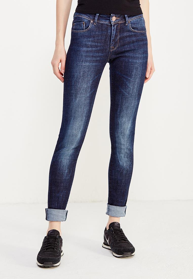 Зауженные джинсы WHITNEY W/BQ-816-11-EBRUS-blue-25/34