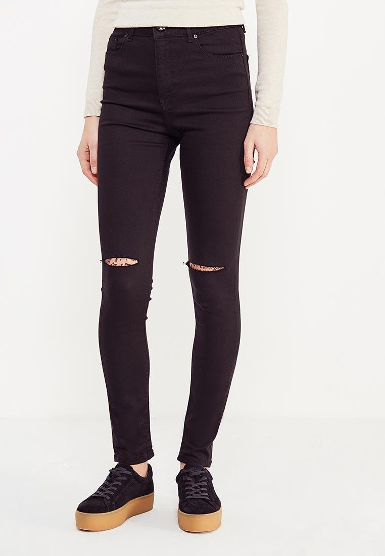 Зауженные джинсы WHITNEY W/BQ-870-111-MIKI-YIP-black-25/29
