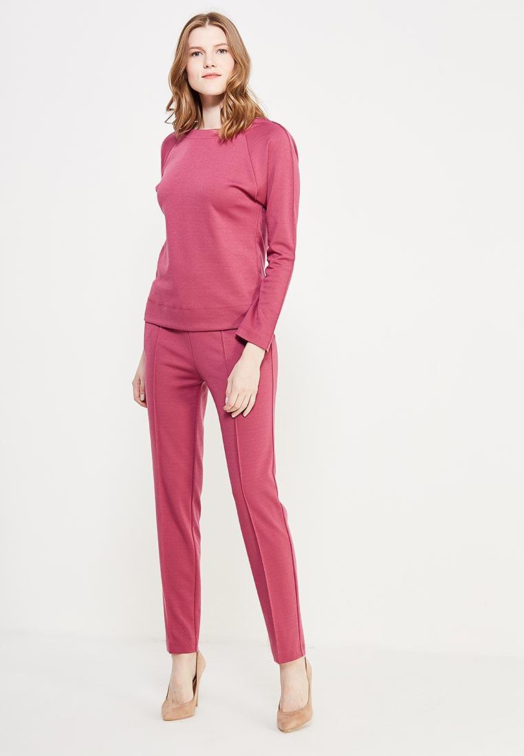 Костюм с брюками DEMURYA CONCEPT DEM19-KSTMOL012/pink-42
