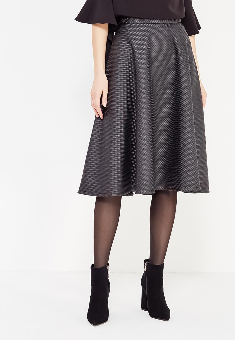 Широкая юбка Demurya Collection DEM19-UBNEO01/BLACK-42