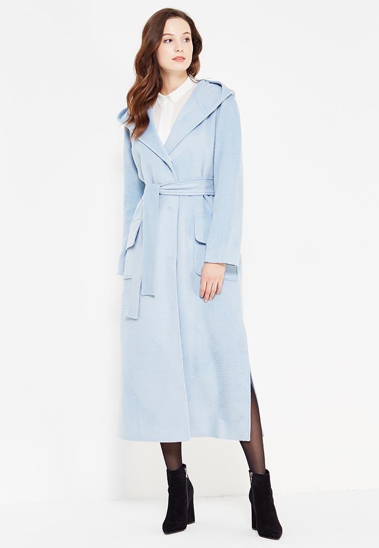 Женские пальто Demurya Collection TEMIR-DEM18PT02/Blue-42