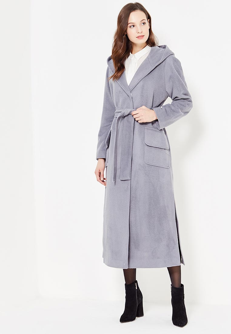 Женские пальто Demurya Collection TEMIR-DEM18PT02/Grey-42
