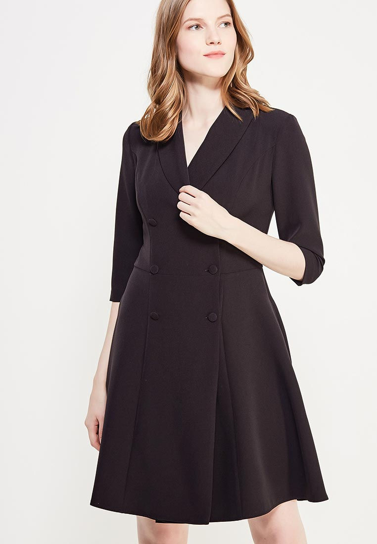 Платье Demurya Collection DEM19-JKPL06orh/black-42