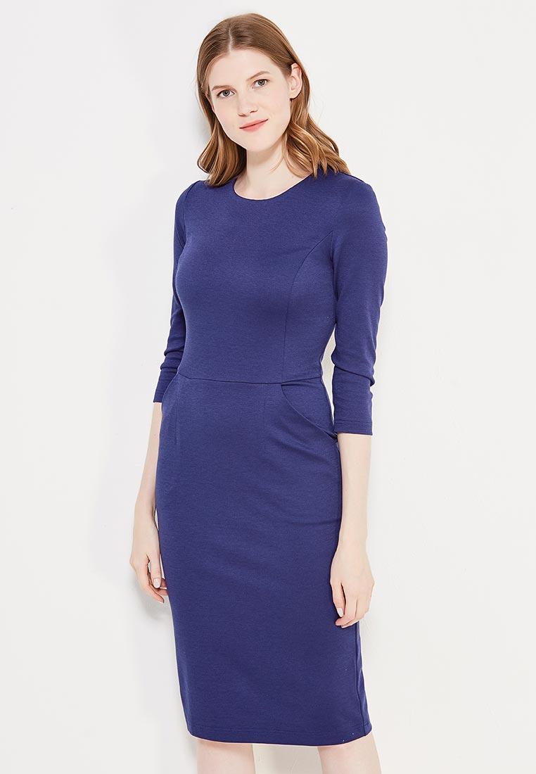 Деловое платье DEMURYA CONCEPT DEM18-PLKAR/NAVI-42