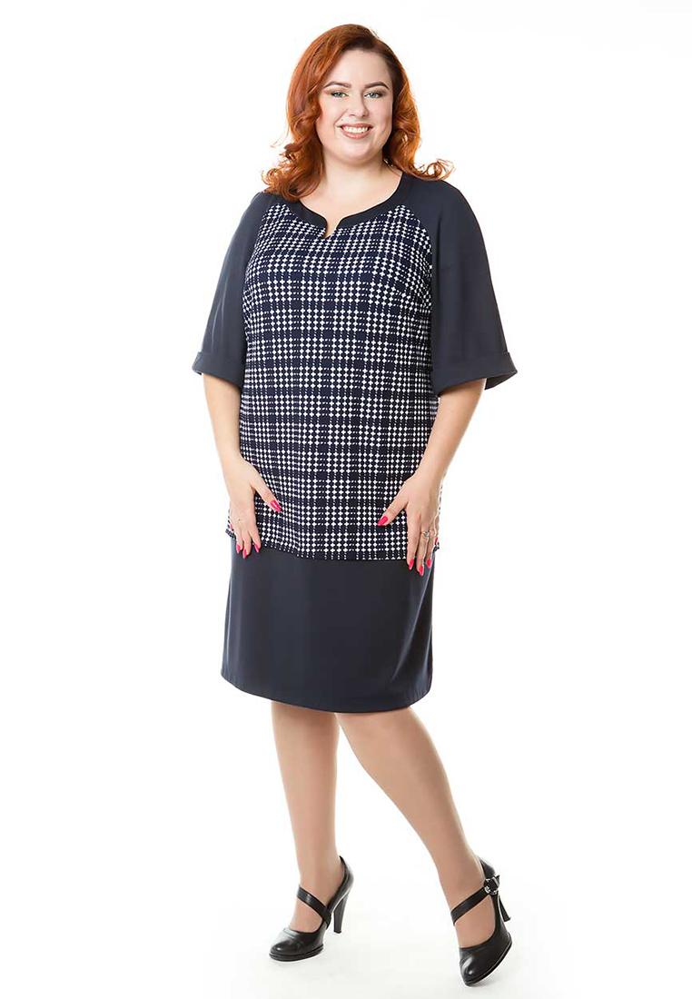 Деловое платье Luxury Plus 454-56