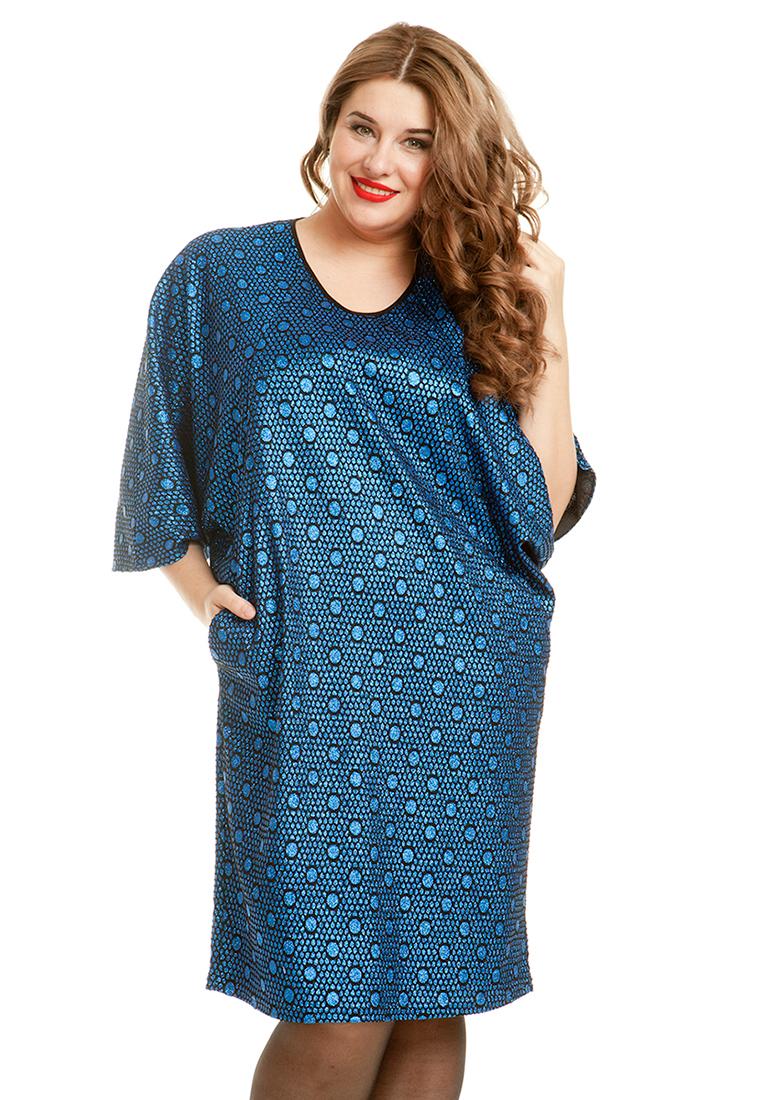 Повседневное платье Luxury Plus 570-52