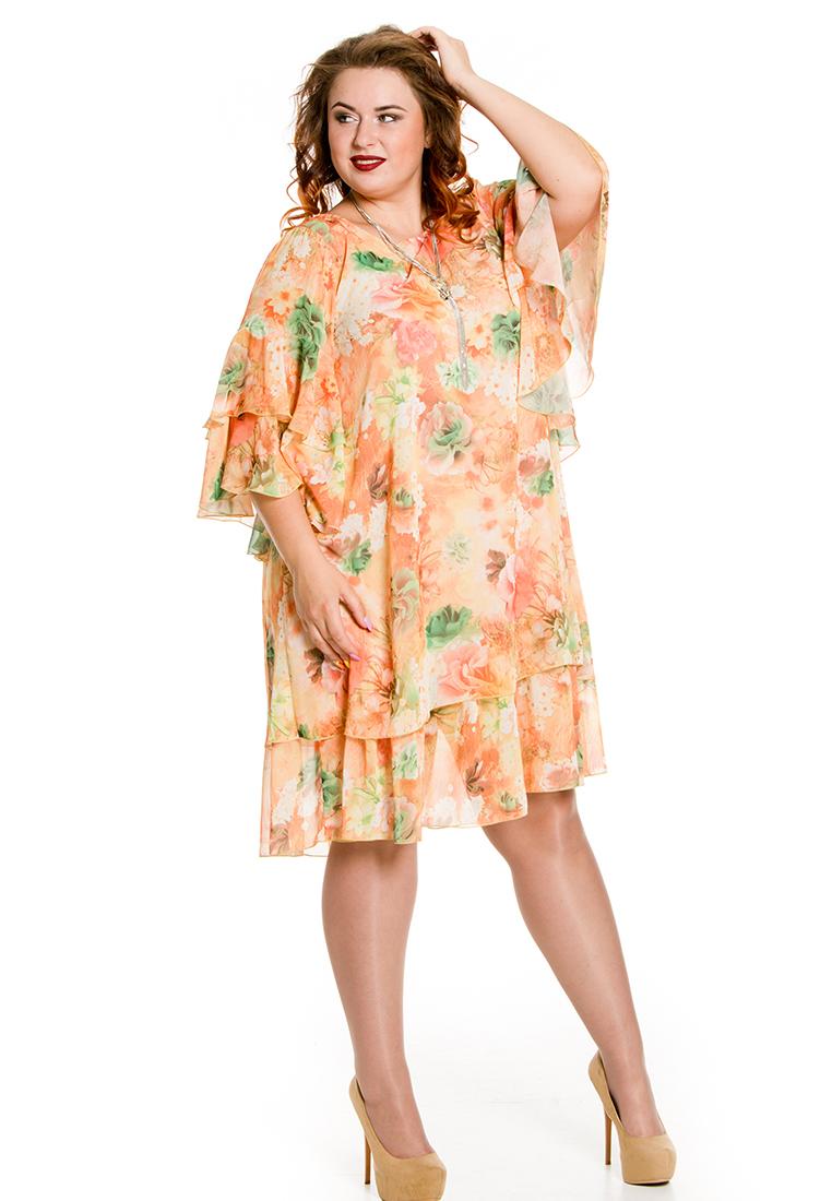 Платье-миди Luxury Plus 620-58