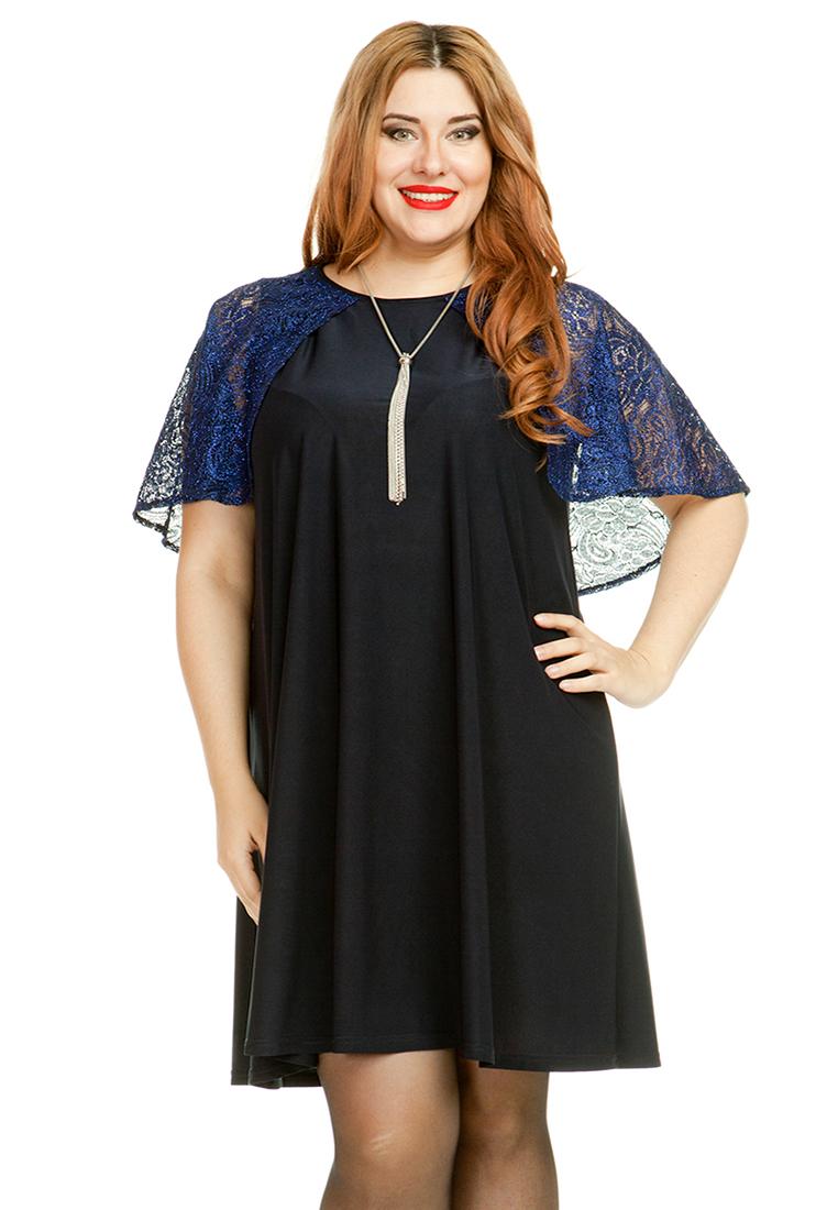 Платье-миди Luxury Plus 465-52