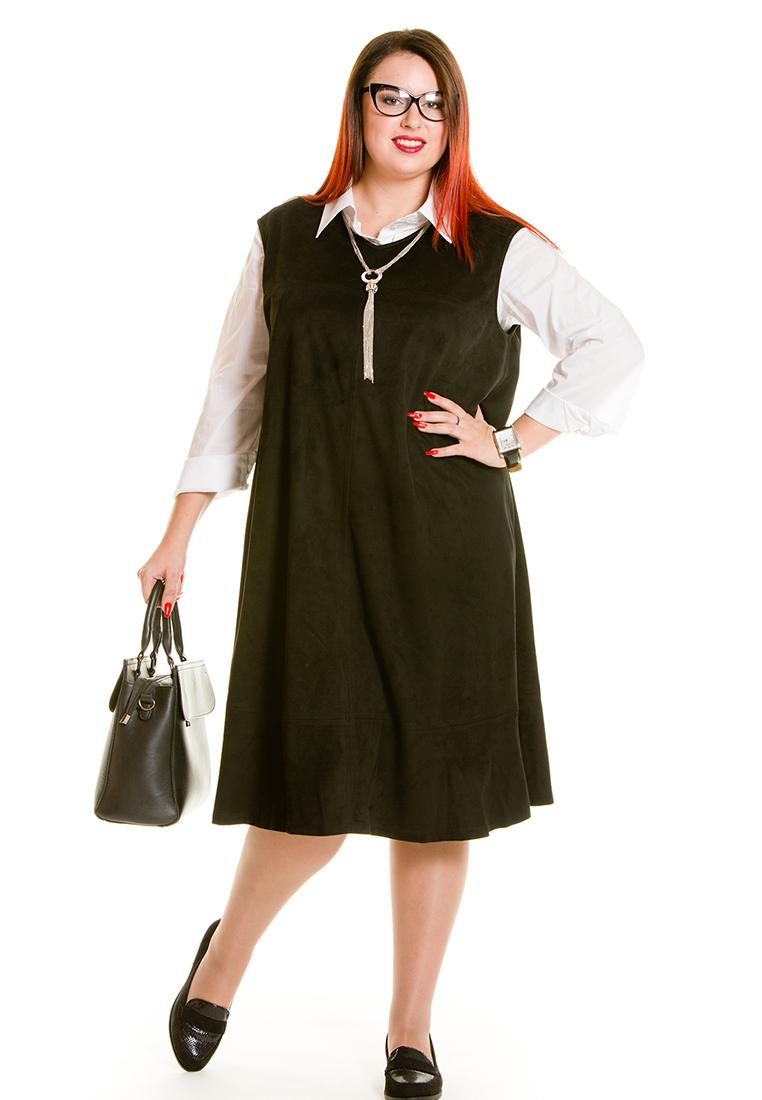 Деловое платье Luxury Plus 627-bl-52