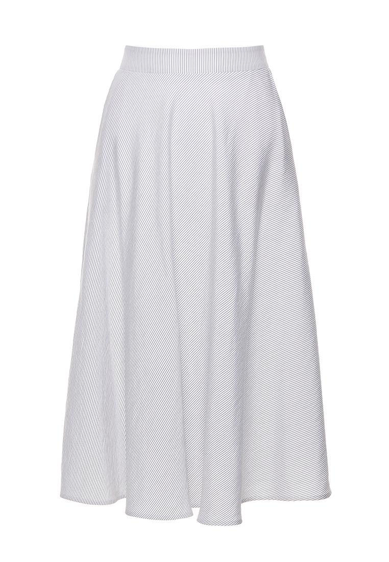 Широкая юбка LO 17172005/айвори/40