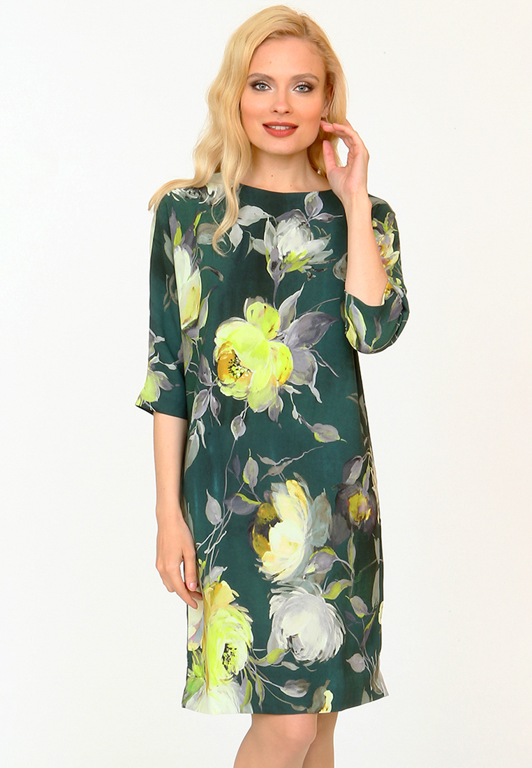 Повседневное платье MARI VERA Платье-217504-1-42