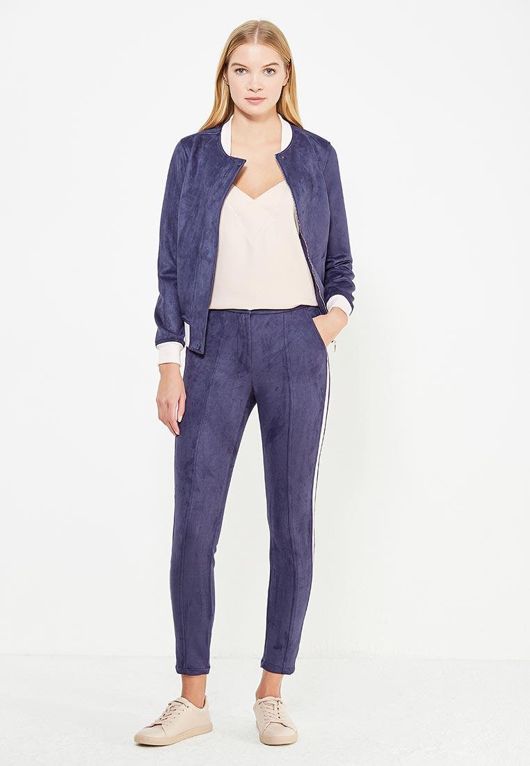 Костюм с брюками MAZAL F033-S-blue