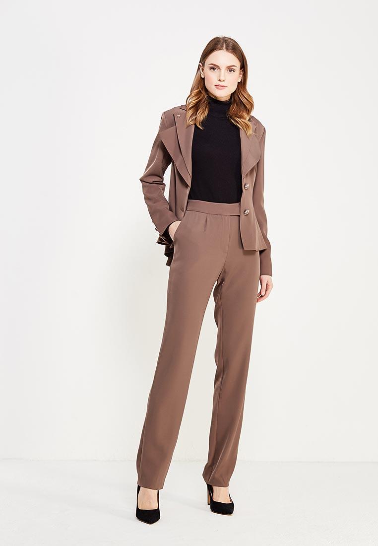 Костюм с брюками MAZAL M07019-S-brown