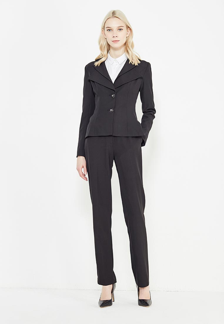 Костюм с брюками MAZAL M07019-S-black