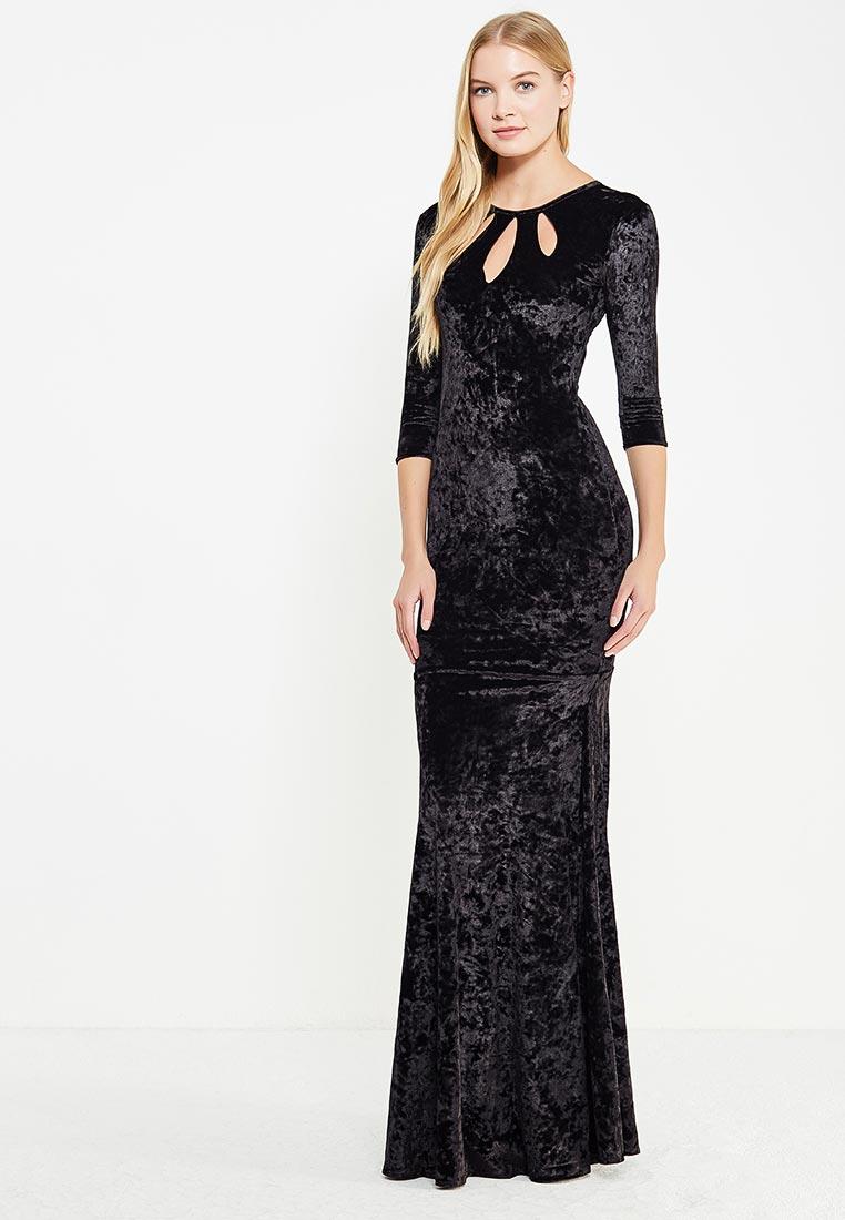 Платье-макси MAZAL M314-S-black