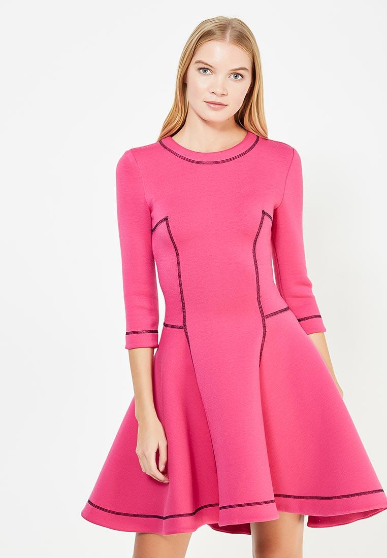 Повседневное платье MAZAL M329-S-pink