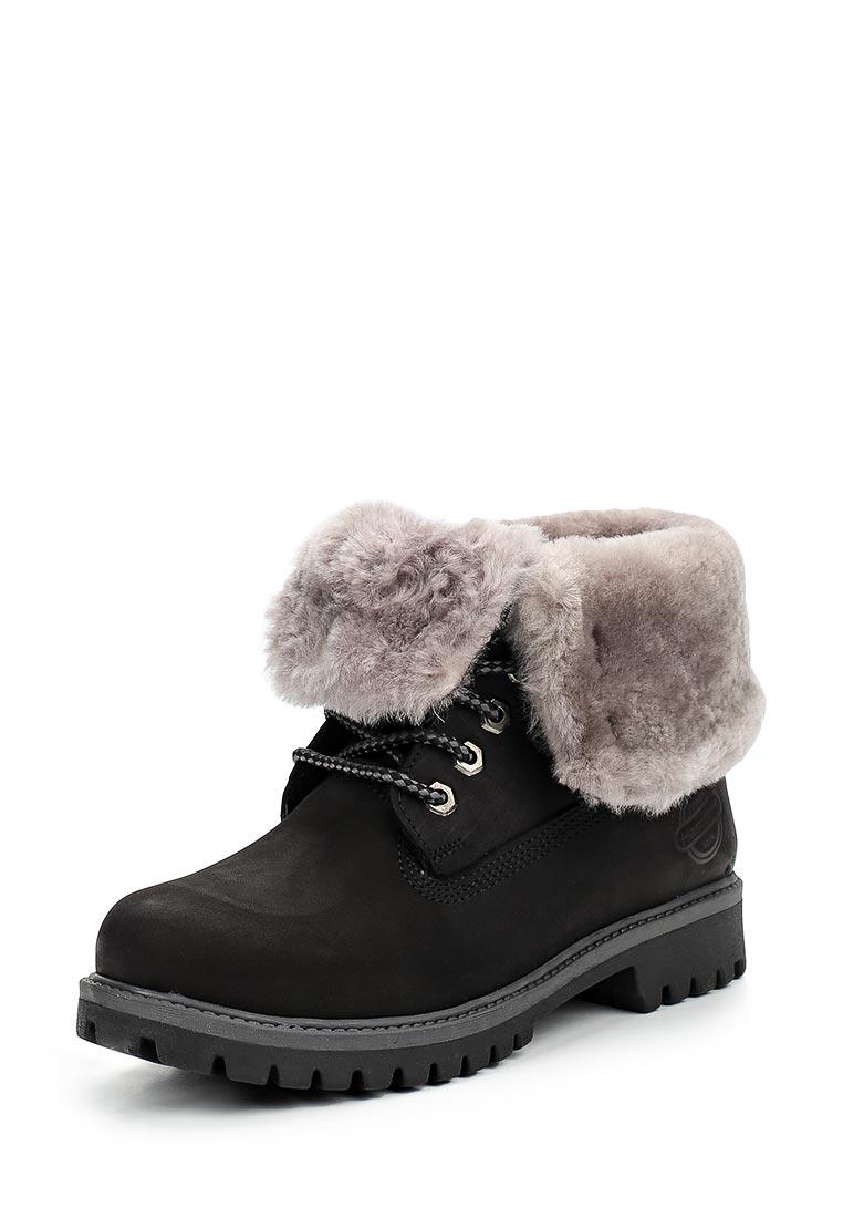 Женские ботинки HAMMERJACK 101 1102-G-BLACK CRAZY-36