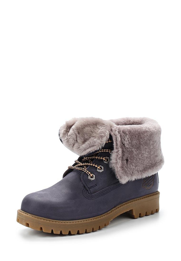 Женские ботинки HAMMERJACK 101 1102-G-LACI CRAZY-36