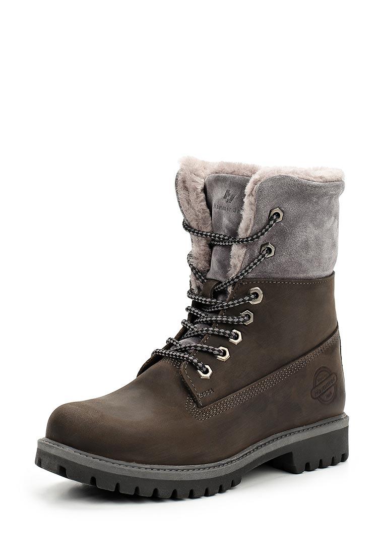 Женские ботинки HAMMERJACK 101 1102-G-STONE CRAZY-36