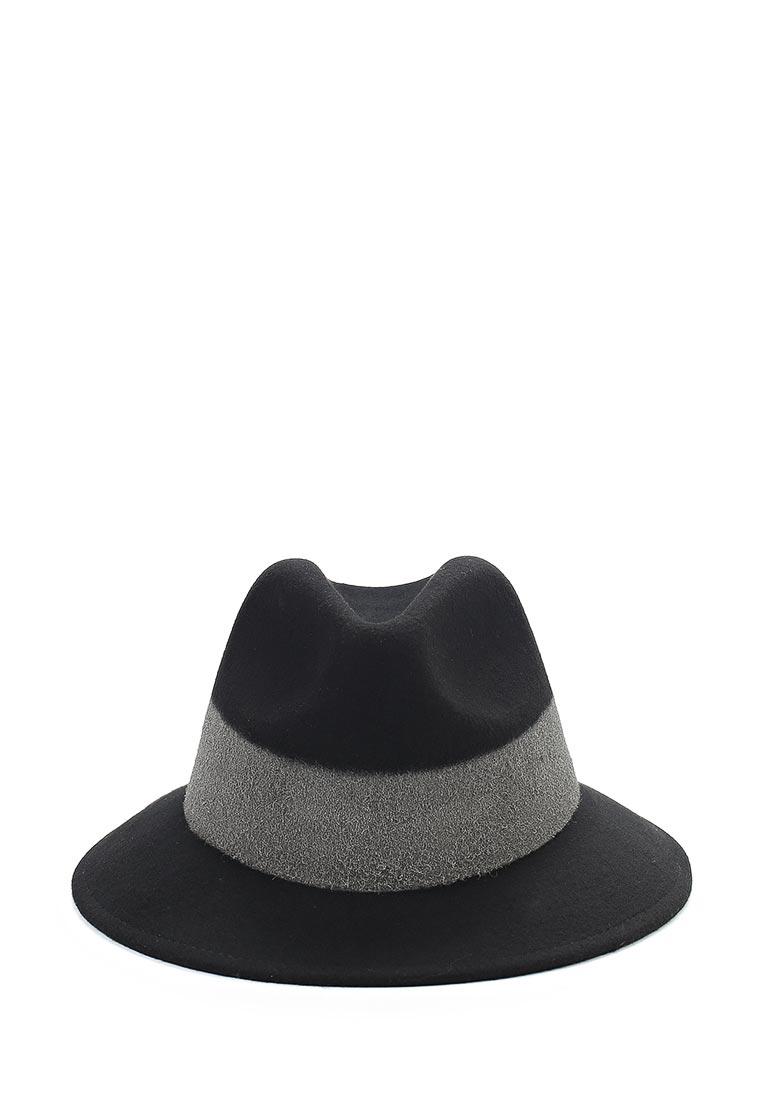 Шляпа MAISONQUE 18MHA03/черный