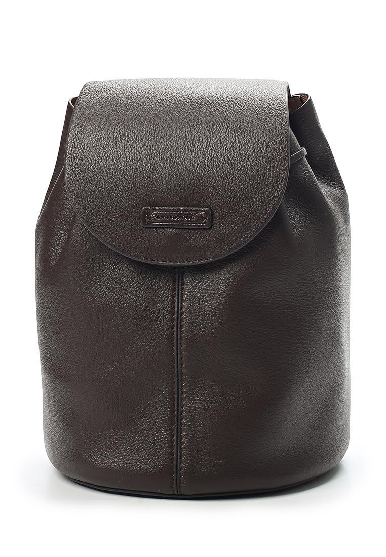 Городской рюкзак MAISONQUE 18MBG20/коричневый