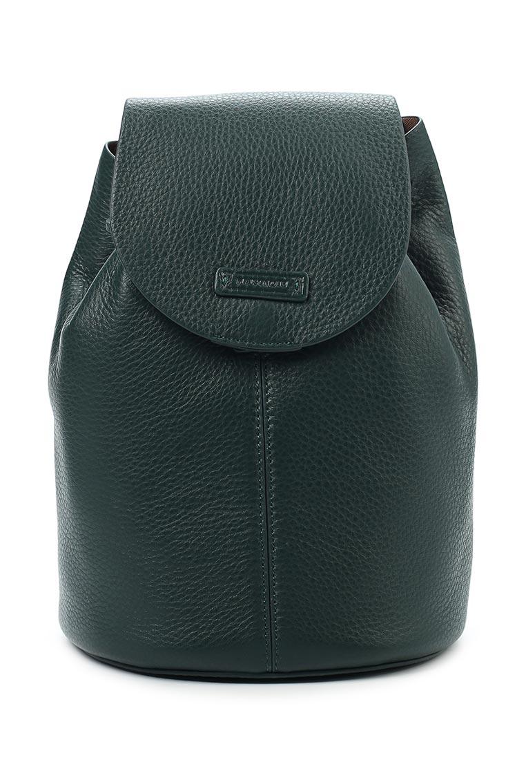 Городской рюкзак MAISONQUE 18MBG20/зеленый