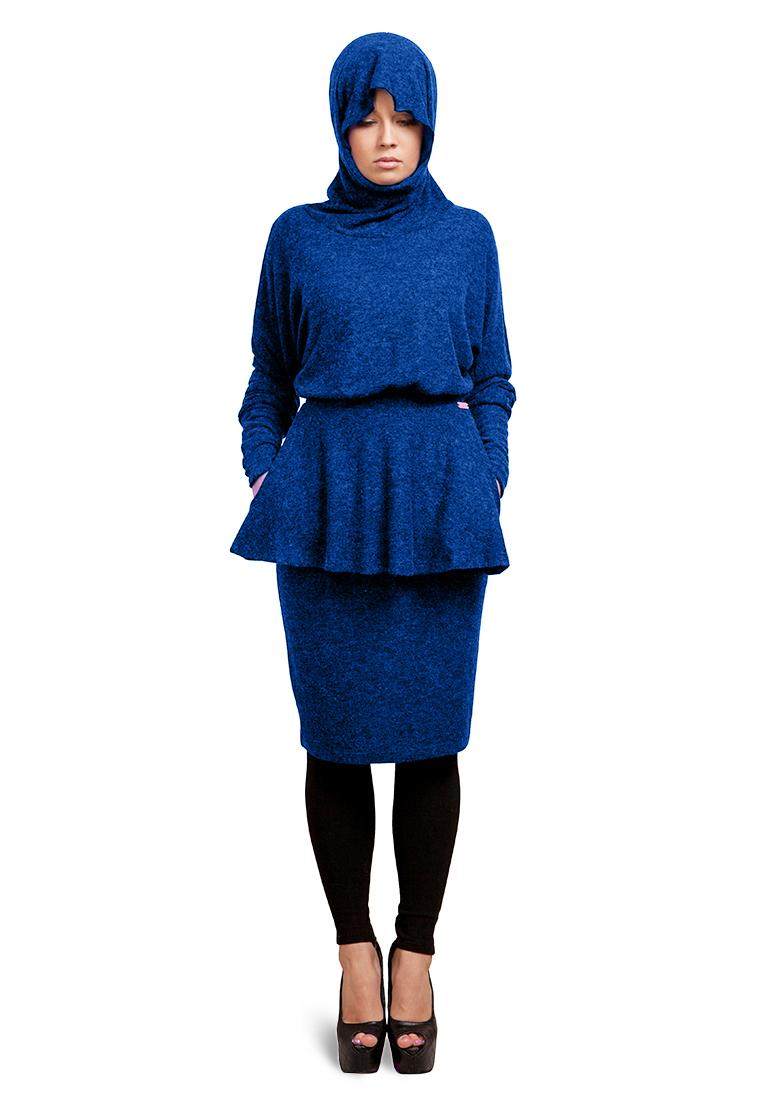 Повседневное платье Sahera Rahmani 1015602-49-M