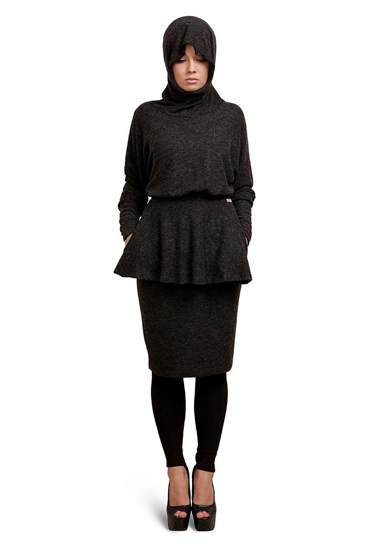 Повседневное платье Sahera Rahmani 1019902-49-M